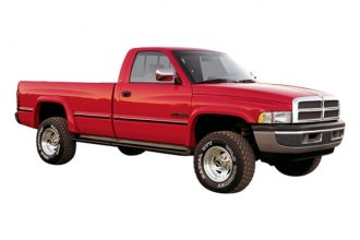 Bushwacker® 50902-11 - Front and Rear Extend-A-Fender™ Flares