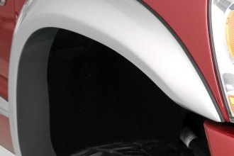 Bushwacker® 50904-02 - Front and Rear Extend-A-Fender™ Flares