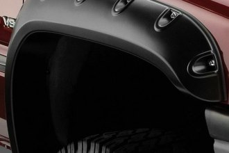 Bushwacker® 50908-02 - Front and Rear Pocket Style™ Fender Flares