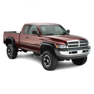 Bushwacker® - Cut-Out Front and Rear Fender Flares
