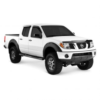 Bushwacker® - Pocket Style Front and Rear Fender Flares