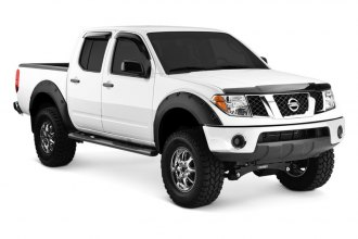 Bushwacker® 50907-02 - Front and Rear Pocket Style™ Fender Flares