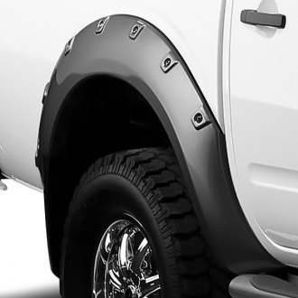 Bushwacker® - Pocket Style Rear Fender Flares