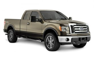 Bushwacker® - Front and Rear Street Style Fender Flares