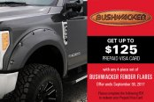 Bushwacker Special Offers