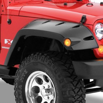 Bushwacker® - Max Coverage Pocket Style™ Fender Flares