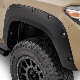 Bushwacker® - Pocket Style™ Matte Black Fender Flares