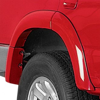 Bushwacker® - Extend-A-Fender™ Front and Rear Fender Flares