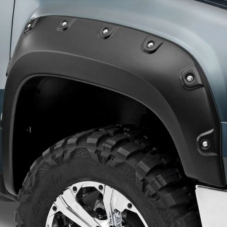 Bushwacker® - Boss Pocket Style™ Fender Flares