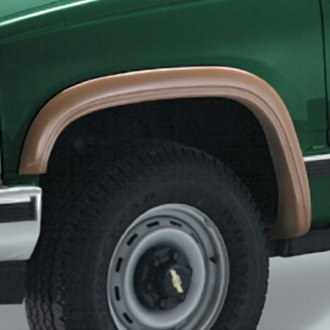 Bushwacker® - Street Style Front and Rear Fender Flares