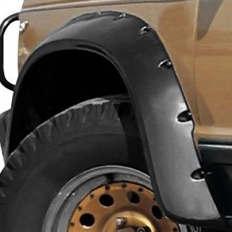 Chevy S-10 Pickup Fender Flares - CARiD com