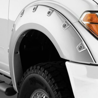 Bushwacker® - Boss Pocket Style™ Front and Rear Fender Flares