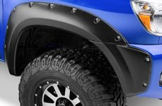 Bushwacker® - Black Pocket Style Fender Flares
