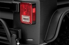 Bushwacker® - Trailarmor Rear Corners Guards