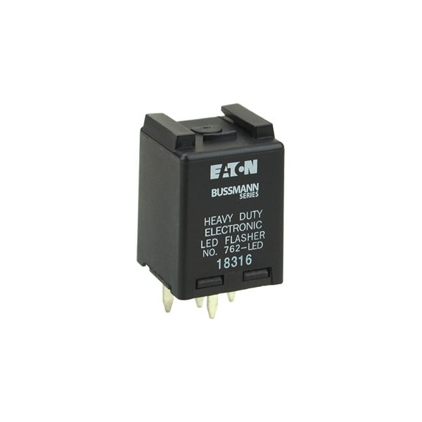 Bussmann No.762 Heavy Duty Electronic Flasher