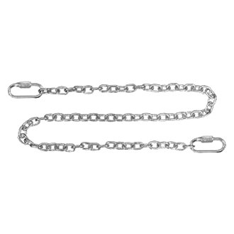 Buyers® - Class 2 Trailer Safety Chain with 2-Quick Link Connectors