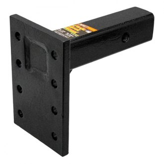 "Buyers® - 3-Position Pintle Hook Mount for 2"" Receivers"