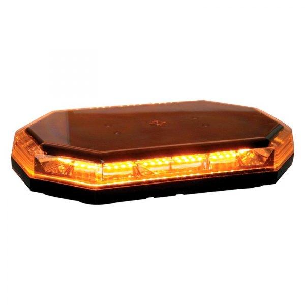 products 12 24v led magentic emergency amber strobe mini light bar. Black Bedroom Furniture Sets. Home Design Ideas