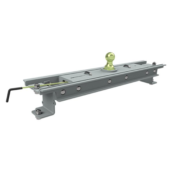 B&W Trailer Hitches® GNRK1257 - Turnoverball Gooseneck Hitch Complete Kit