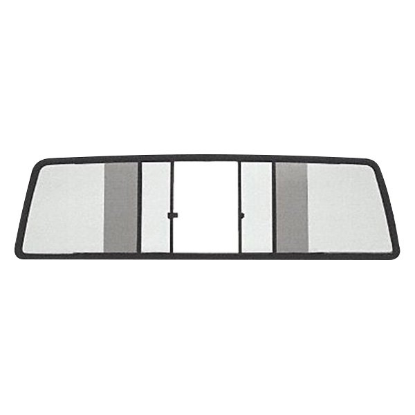 C.R. Laurence® - OEM Replacement Duo-Vent Four Panel Slider