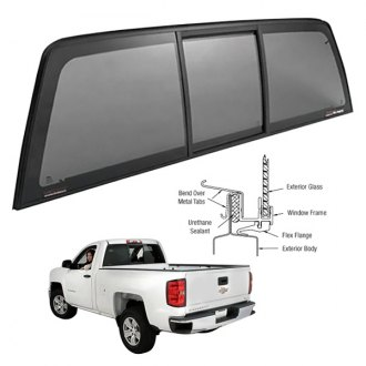 2016 chevy silverado rear window glass. Black Bedroom Furniture Sets. Home Design Ideas