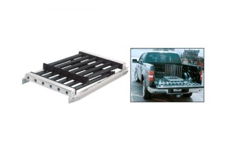 C.R. Laurence® - Flat Rack Folding Glass Rack