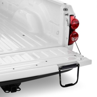 C.R. Laurence® - Black Bed-Hopper Tailgate Step