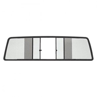 C.R. Laurence® - Duo-Vent Four Panel Slider