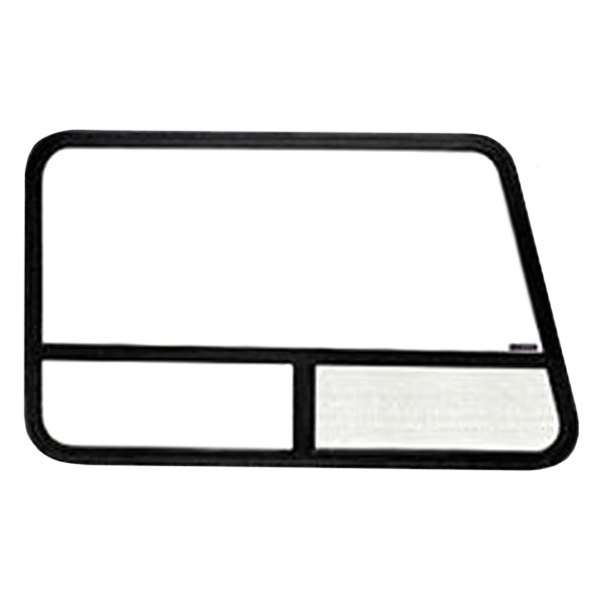 "C.R. Laurence® - Angled T-Slider Van Bay Window, Driver Side 44"" x 28-11/16"" with 1/8"" Trim Ring"