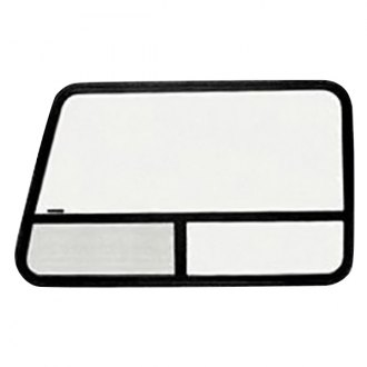 "C.R. Laurence® - Angled T-Slider Van Bay Window, Passenger Side 44"" x 28-11/16"" with 1/8"" Trim Ring"