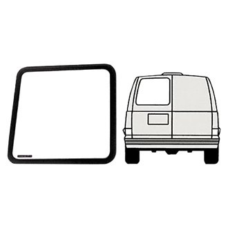 C.R. Laurence® - Fixed Van Door Window