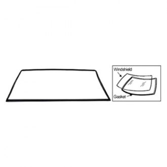 C.R. Laurence® - Windshield Gasket for 4735T