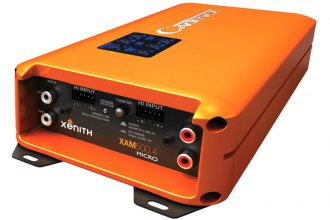 Cadence® - Class D 2-Channel Full Range Amplifier 800W Max