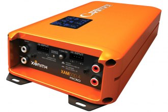 Cadence® - Class D 4-Channel Full Range Amplifier 1000W Max
