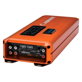 Cadence® - Class D 4-Channel 1000W Amplifier with Built-In Bluetooth