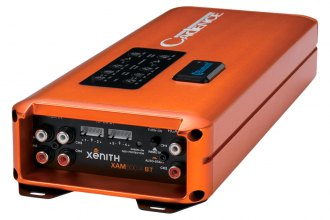 Cadence® - Class D 4-Channel Full Range Amplifier 1000W Max with Bluetooth
