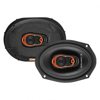 "Cadence® - 6"" x 9"" 3-Way QSR Series 500W Coaxial Speakers"