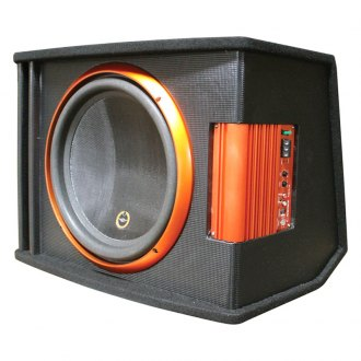 "Cadence® - 15"" Single Amplified Subwoofer Box"