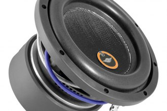 "Cadence® - 8"" Subwoofer 1000W Max DVC 4 Ohm"