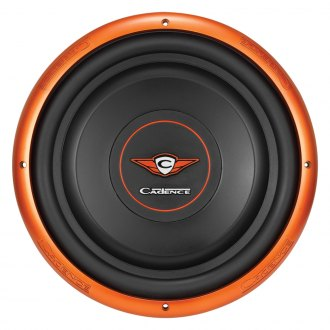 "Cadence® - 10"" Slim Mount Series 500W 4 Ohm SVC Subwoofer"