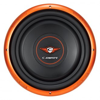 "Cadence® - 12"" Slim Mount Series 500W 4 Ohm SVC Subwoofer"