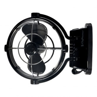 "Caframo® - Sirocco 3-Speed 7"" Gimbal Fan"
