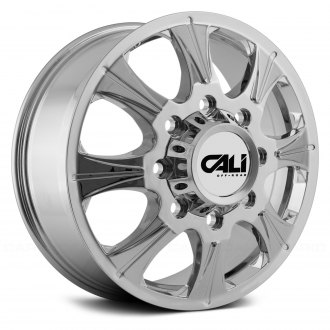 CALI OFFROAD® - 9105 BRUTAL DUALLY Chrome