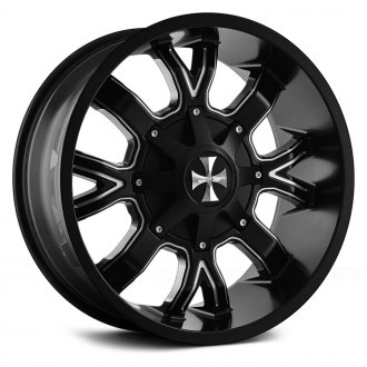 CALI OFFROAD® - DIRTY Satin Black with Milled Accents
