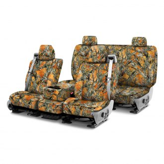 CalTrend® - True Timber Camo Custom Seat Covers