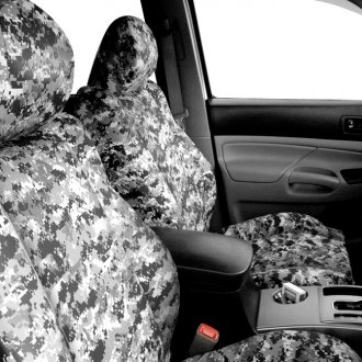 CalTrend® - Camouflage Seat Covers