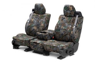 CalTrend® FD287-93KK - Front Row Camouflage Hunter Custom Seat Covers