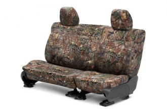 CalTrend� - Rear Row Camouflage Custom Seat Covers