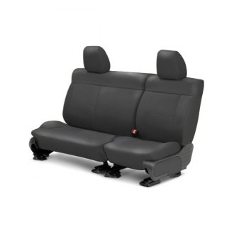 CalTrend� - Center Row ICBINL Charcoal Custom Seat Covers