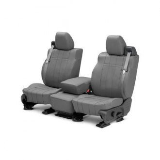 CalTrend� - ICBINL Gray Custom Seat Covers